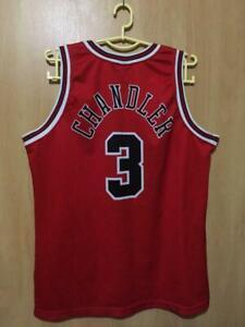 NBA CHICAGO BULLS BASKETBALL SHIRT JERSEY CHAMPION TYSON CHANDLER #3