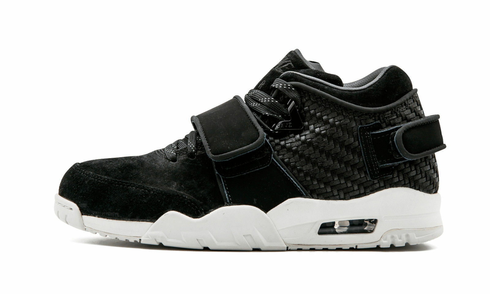 MEN'S NIKE AIR TR. V. CRUZ SHOES black white 777535 004 MSRP Price reduction Special limited time