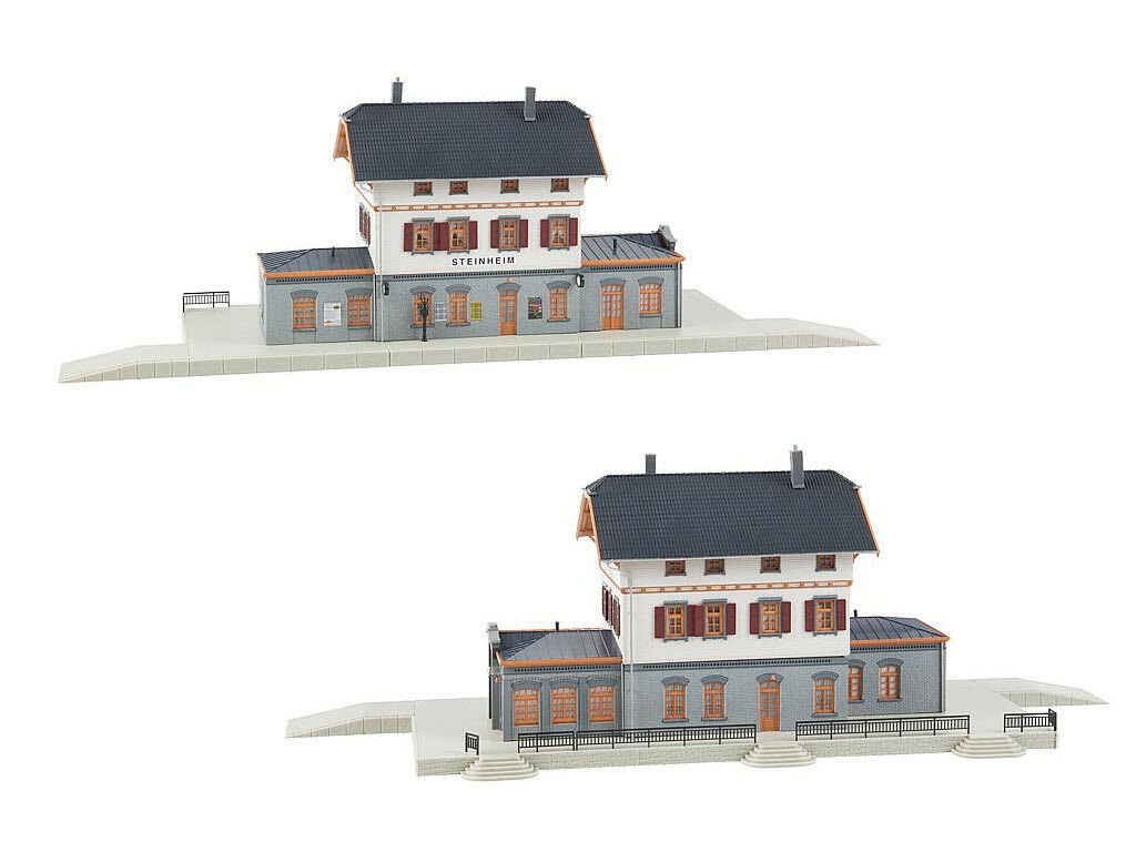 Faller 110112 la estación Piedra hogar época II h0 kit nuevo