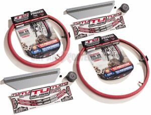 "Nuetech Tubliss 21"" & 18"" Tubeless Tire Combo All MX Dirt bike"