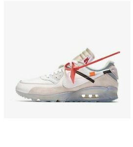 Nike Off White Air Max 90 the ten size 9.5