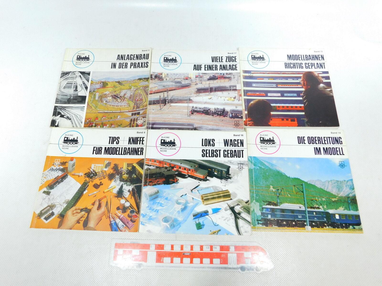 Bw346-2 x Alba Small model railway catalog Series  4+8+14 +
