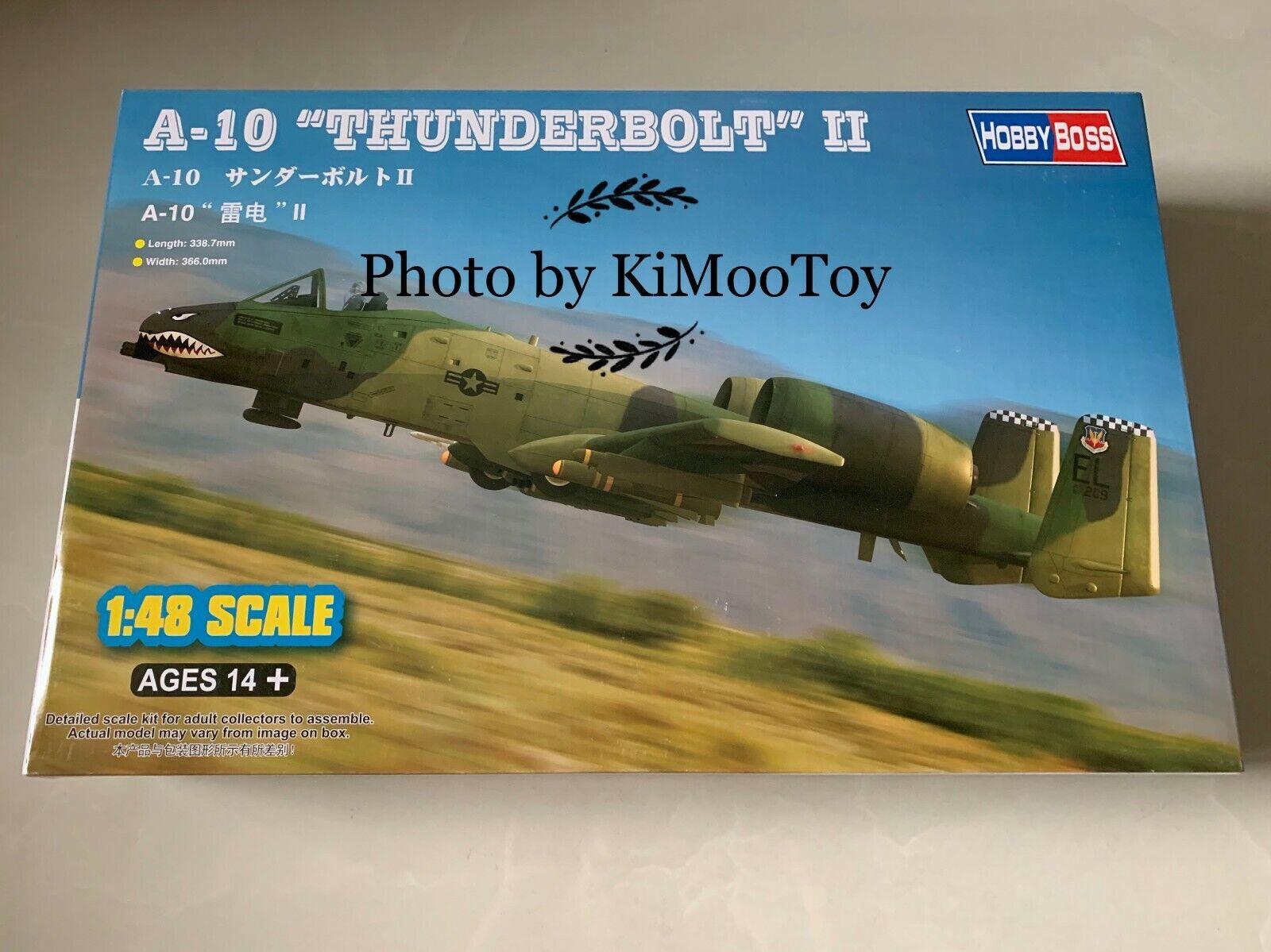Hobbyboss 80323-1:48 A-10 Thunderbolt II Neu
