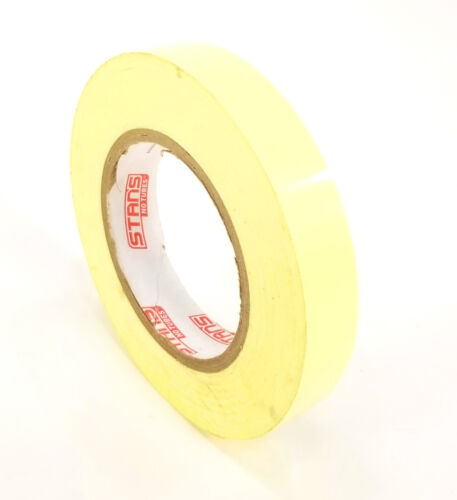 Stan/'s NoTubes Rim Tape 60 Yards x 21mm Wide Yellow Cross Road Gravel
