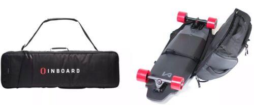 Inboard M1 Electric Longboard Skateboard BoardPack Backpack with Long Softcase