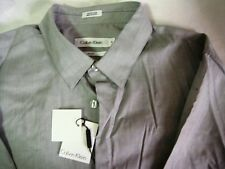 BNWT CALVIN KLEIN Men's Slim fit Long-sleeve Polo