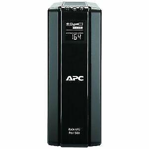APC Back-UPS Pro 1500VA Battery Backup & Surge Protector