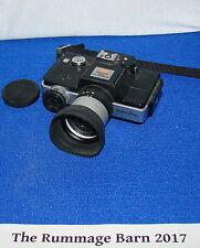 vintage MINOLTA 110 ZOOM SLR Film CAMERA
