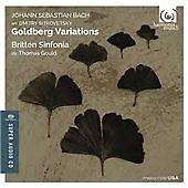 1 of 1 - J.S. Bach: Goldberg Variations (arr Dmitry Sitkovetsky) - Britten Sinfonia Audio