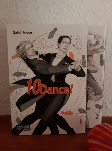 Manga 10 Dance Band 1+2! KOMPLETT  BL