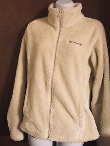 NWOT Columbia Fireside II Sherpa Full Zip Fleece Jacket ...