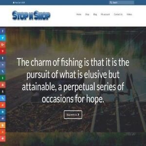 Fully-Stocked-Dropshipping-FISHING-STORE-Website-Business-For-Sale-Domain