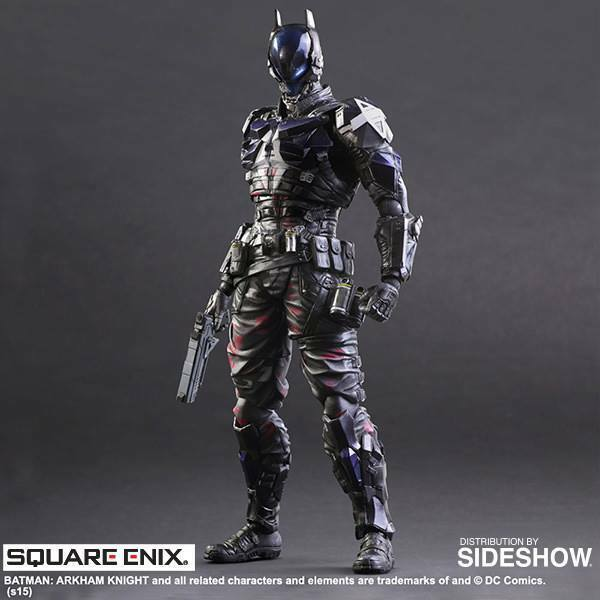 1 7 Scale Play Arts Kai Batman Arkham Knight  Arkham Knight SQEN-158226