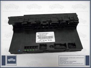 Mercedes-Benz-C-Klasse-W203-Original-Sicherungskasten-SAM-Modul-A-2035451801