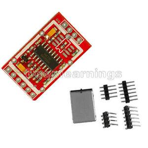 2PCS Weighing Sensor AD Module Dual Channel 24bit A//D Conversion HX711 Shieding
