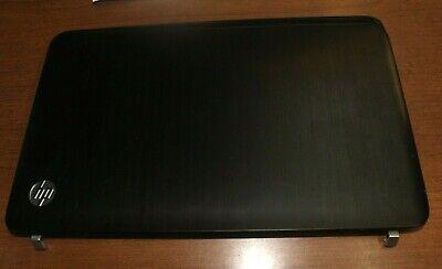 HP Pavilion dv4-1000 series white lcd lid back cover P//N AP03V003L00 FA03V005100