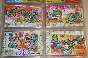 Verkaufe-1-Super-Puzzle-Dapsy-Dino-Family-1997-mit-BPZ-100-Original