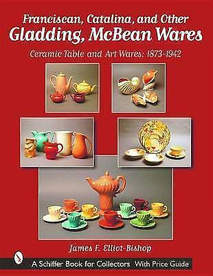 Franciscan, Catalina and Other Gladding, McBean Wares: Ceramic Table and Art...