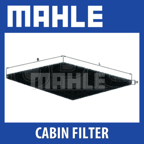 MAHLE Foam Cabin Filter - Genuine Part LAP11 LAP 11