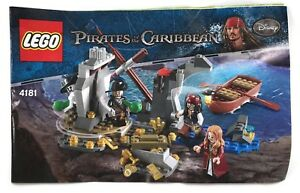Toys & Hobbies LEGO Building Toys ISLA DE MUERTA LEGO 4181 PIRATES ...