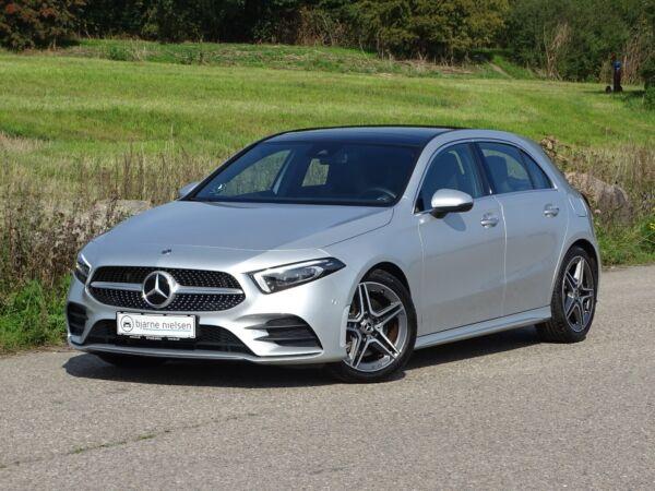 Mercedes A220 2,0 AMG Line aut. 4-M billede 0