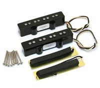 Fender Musical Instruments Corporation Fender Custom '60s Jazz Bass® Pickup Set (0992101000) Musical Instruments