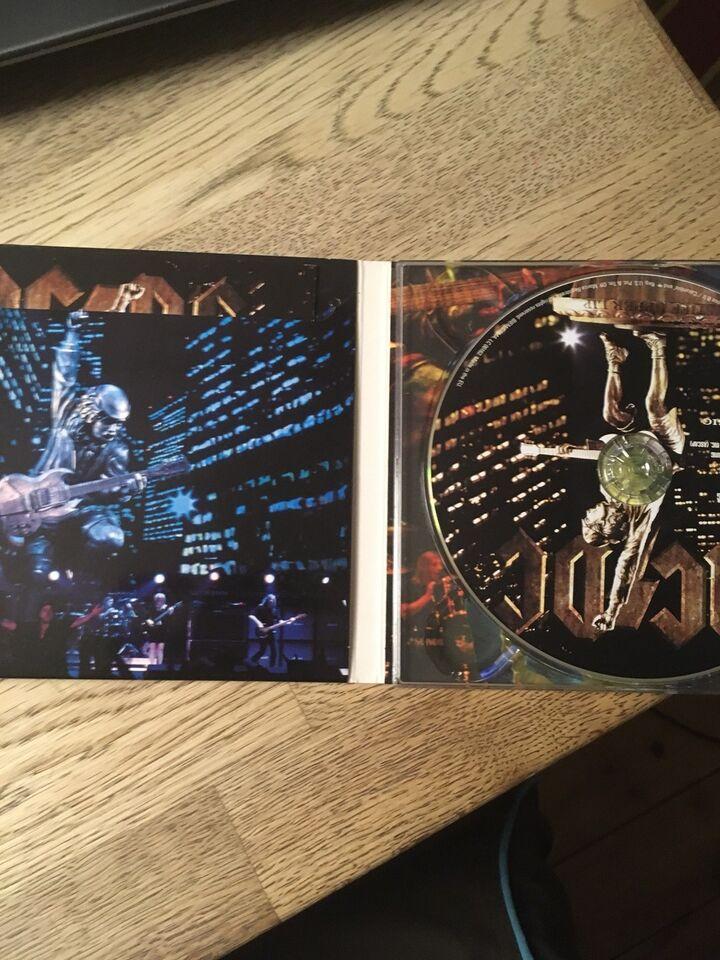 AC/DC: Stiff Upper Lip, rock