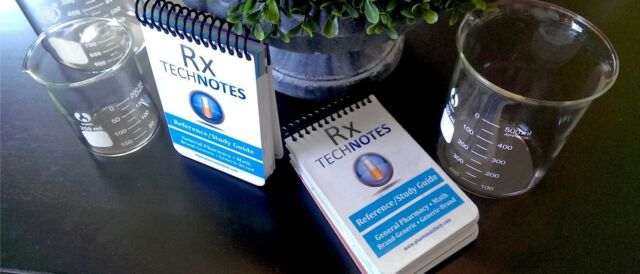 Pharmacy Technician Study And Reference Guide Rxtechnotes