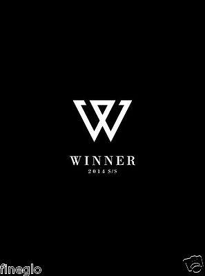 WINNER - DEBUT ALBUM [2014 S/S] [LAUNCHING EDITION] CD+56p Photobook+Poster YG