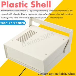 Etanche-Boitier-En-Plastique-Electronique-Jonction-Boite-de-Projet-200x175x70mm