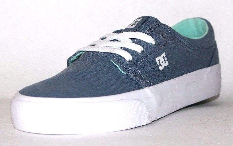 Dc Femmes Trase Tx Skate Lacets Chaussure, Bleu Nautique, ADJS300078