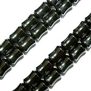 Magnetic Hematite Stone Beads Bone Shaped High Power 6x8mm Bead Strand Hp17 Ebay