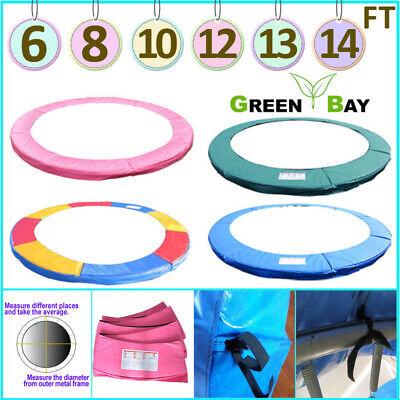 Greenbay Trampoline Remplacement Coussin de Protection pour Trampoline 6FT 8FT 10FT 12FT 13FT 14FT 183cm 244cm 305cm 366cm 397cm 427cm