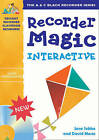 Recorder Magic Interactive (Site Licence) by Jane Sebba, David Moses (CD-ROM, 2008)
