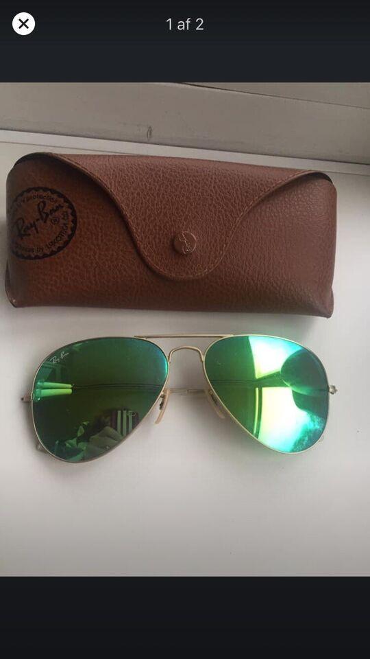 Briller, Solbriller, Rayban