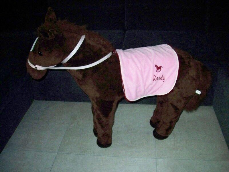 Wendy richtig richtig richtig großes Pferd mit Sound zum Draufsitzen c6ea14