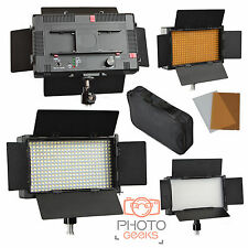 350 LED Dimmable Light Panel - White 5600k - Photography Video Studio Continuous
