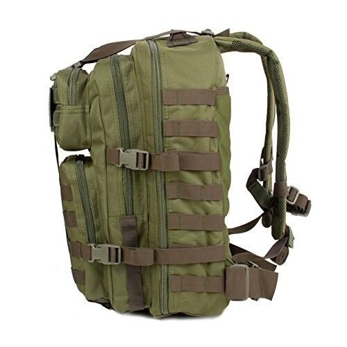3V GEAR VELOX II TACTICAL ASSAULT PACK OD GREEN COLOUR HIGH QUALITY RUCK SACK