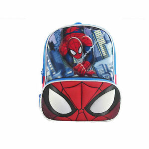 Marvel Comics Spider Man 10 Inch Mini Backpack Spidy