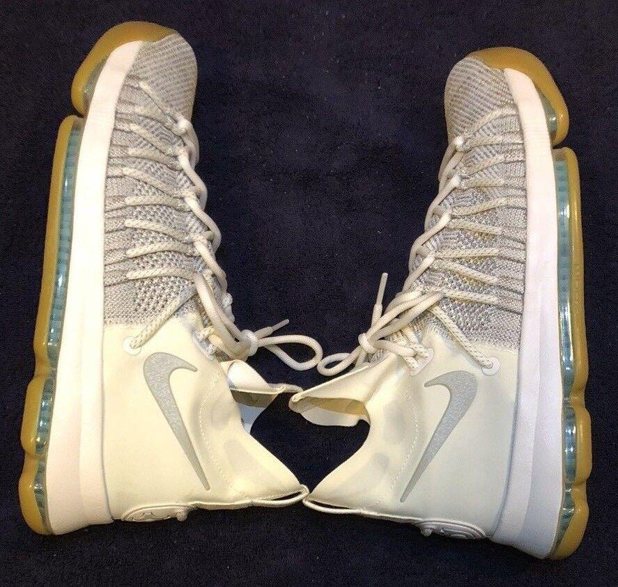 Nike männer - zoom kd 9 elite blass, grau grau grau / elfenbein (878637-001) 52: 11 (883153772099) 02ae29