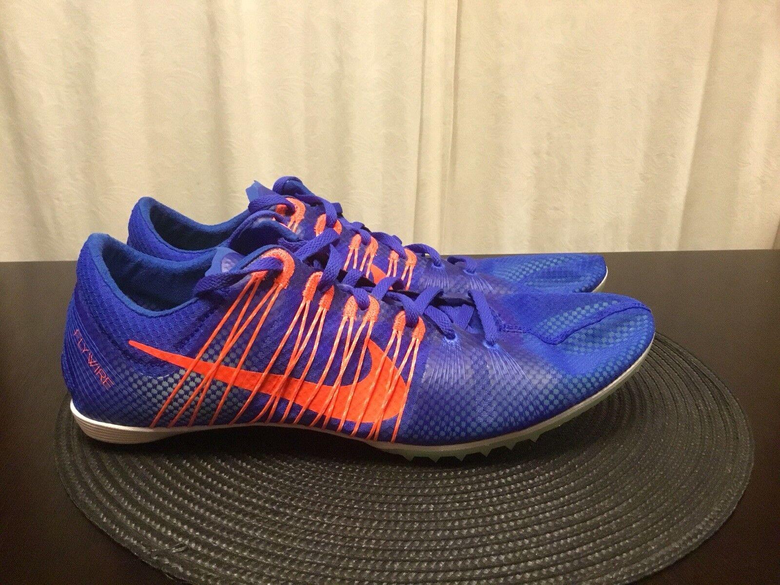 pretty nice 57102 87bd0 Nike Zoom Victory zapatos 2 picos de Flywire hombres zapatos Victory de la  pista 555365 487 nosotros 13 de nuevo el mas popular de zapatos para hombres  y ...