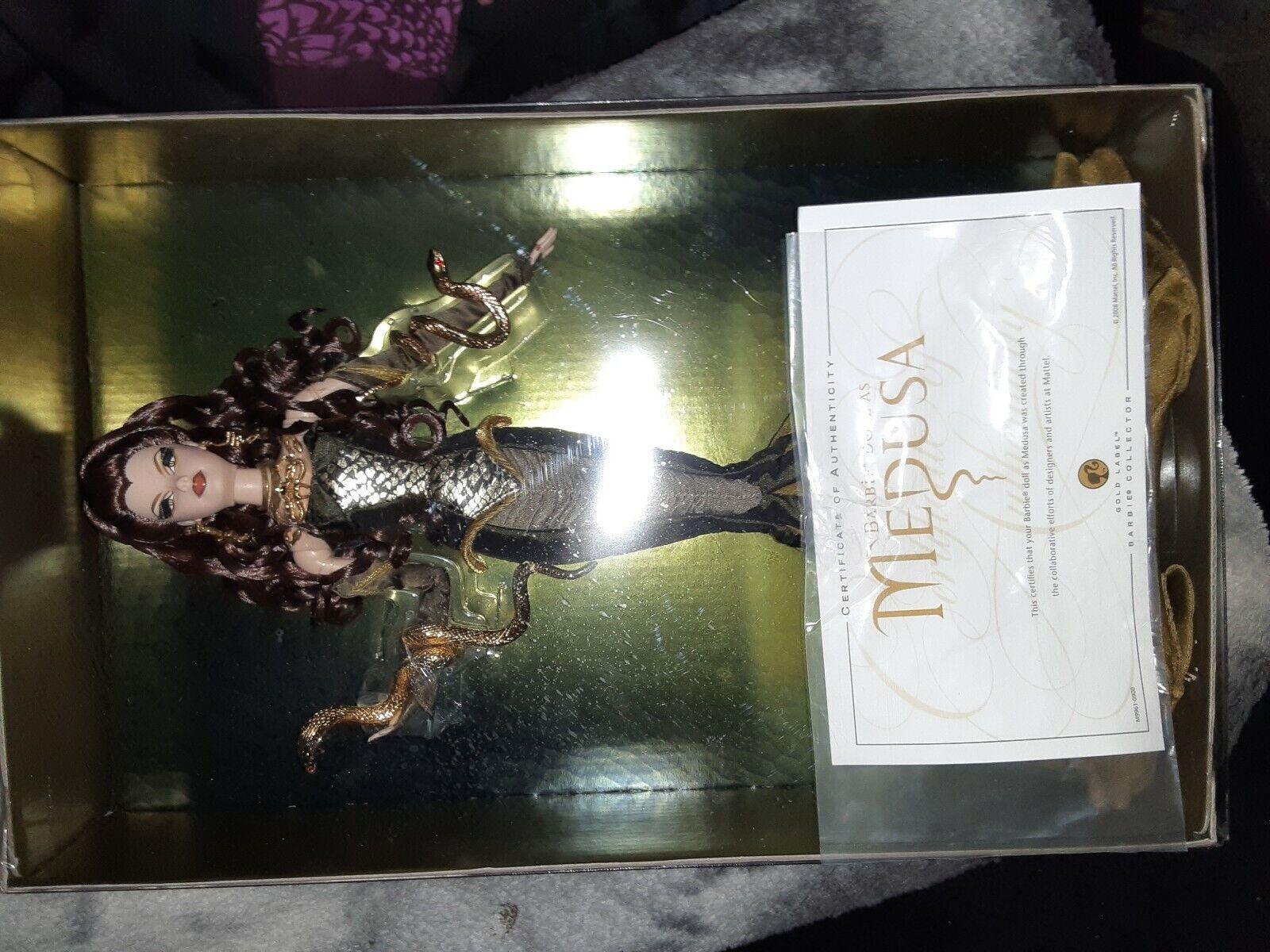 90's Porn Film Medusa Goddess medusa 2008 barbie doll