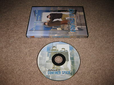 Defense In Confined Space Vladimir Vasiliev - Russian Martial Art Systema - DVD