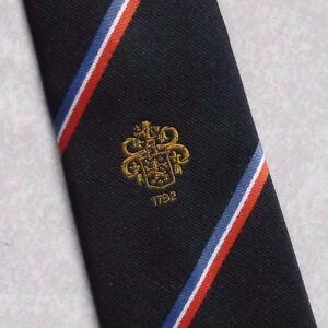 2019 DernièRe Conception Vintage Cravate Homme Cravate Club Association Société Corporate Beamish & Crawford-afficher Le Titre D'origine PréVenir Et GuéRir Les Maladies
