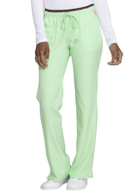 Go Green HeartSoul Scrubs Low Rise Drawstring Pant 20110 GOGN