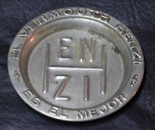 Vermouth HENZI es el mejor old Argentine AD plate 10 cm