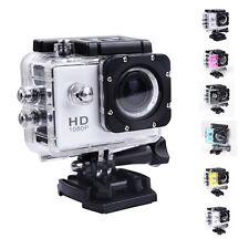 Top J4000 HD1080P Bicycle Helmet Sports DV Action Camera Video Waterproof