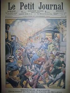 ETATS-UNIS-VIADUC-BROOKLYN-TRAINS-EN-FEU-SOIREE-DANSANTE-LE-PETIT-JOURNAL-1903