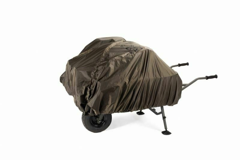 Nash Trax Barrow Cover   Carp Fishing