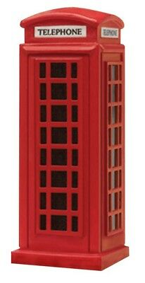 Toys & Hobbies Buildings, Tunnels & Bridges Hornby R8580 Skaledale Red Telephone Box 1/76 Scale=00 Gauge New Carded Moderate Cost
